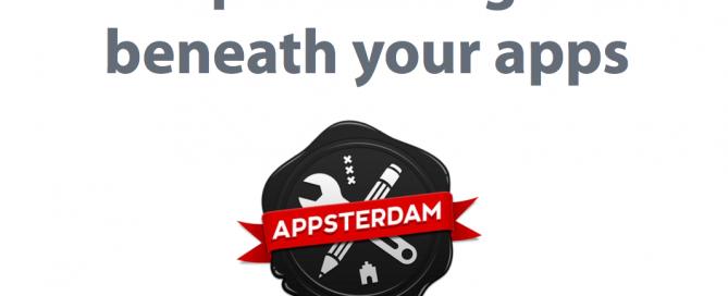 Appsterdam talk